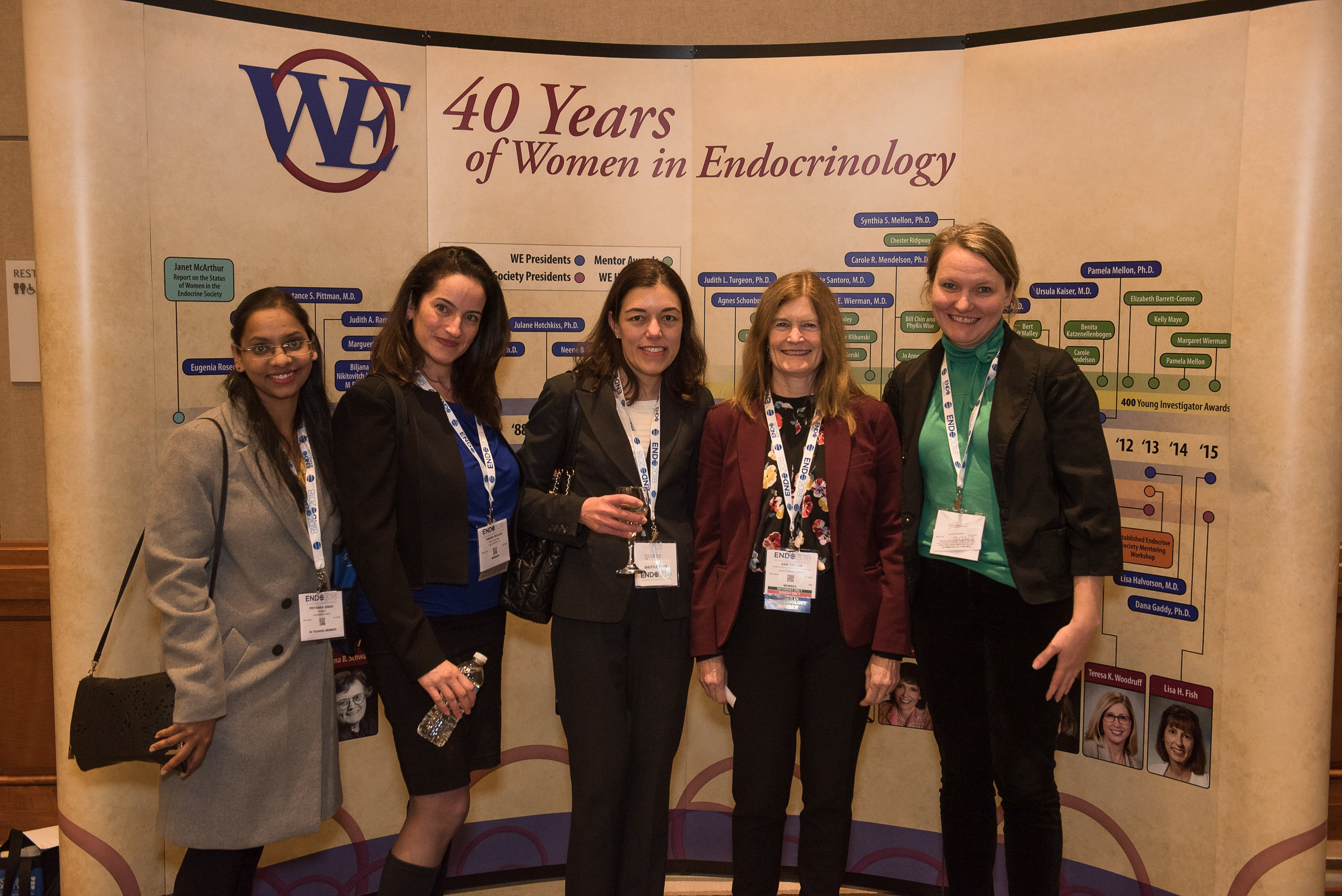 Women in Endocrinology