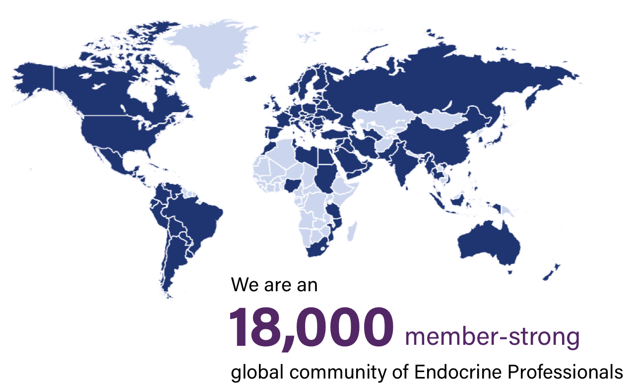 We are an 18,000 member strong global community