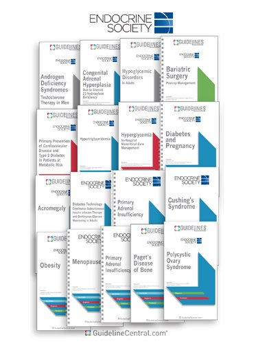 Clinical Practice Guidelines Pocket Guides