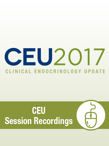 CEU 2017 Session Recordings