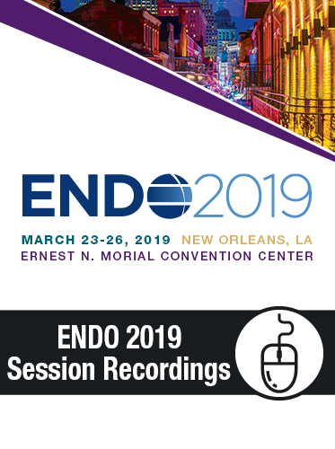 ENDO 2019 Session Recordings