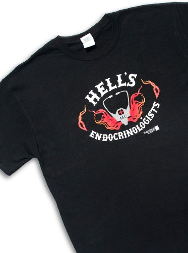 Hell's Endocrinologist T-Shirt (Extra Large)