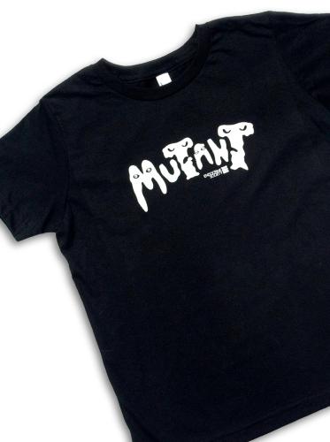 Mutant T-Shirt (Youth 8 Black)