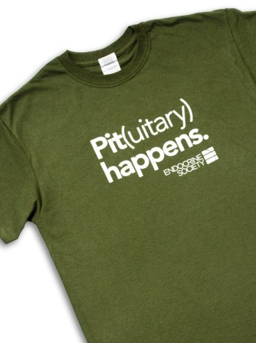 Pit(tuitary) Happens T-Shirt (Small)