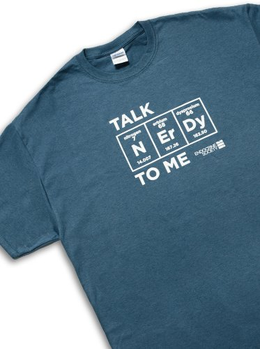 Talk Nerdy To Me T-Shirt (Medium)